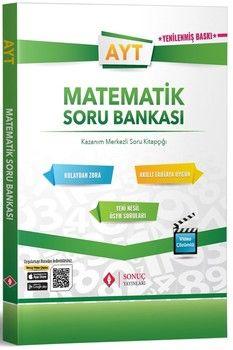 Sonuç Yayınları AYT Matematik Soru Bankası