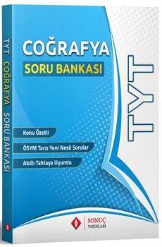 Sonuç Yayınları TYT Coğrafya Soru Bankası