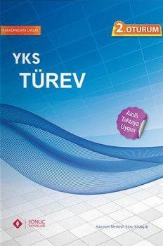 Sonuç Yayınları YKS 2. Oturum Türev