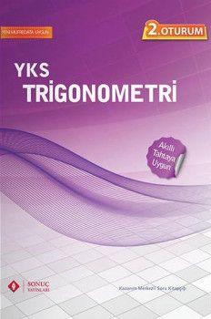 Sonuç Yayınları YKS 2. Oturum Trigonometri