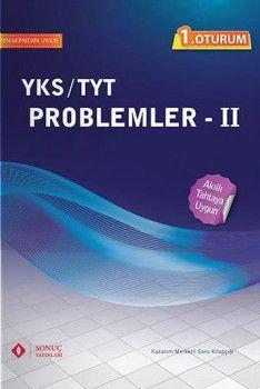 Sonuç Yayınları YKS 1. Oturum TYT Problemler 2