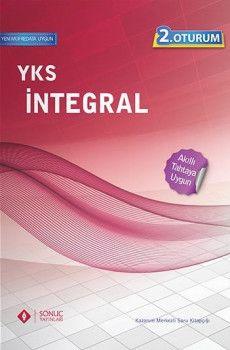 Sonuç Yayınları YKS 2. Oturum İntegral