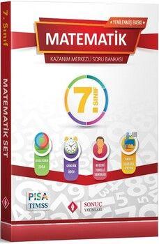 Sonuç Yayınları 7. Sınıf Matematik Kazanım Merkezli Soru Bankası