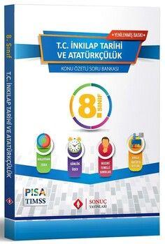 Sonuç Yayınları 8. Sınıf T.C. İnkılap Tarihi ve Atatürkçülük Konu Özetli Soru Bankası Yenilenmiş Baskı