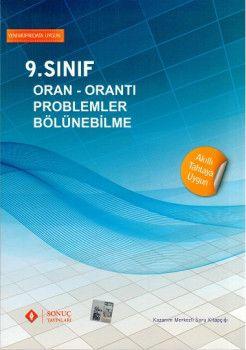 Sonuç Yayınları 9. Sınıf Oran Orantı Problemler Bölünebilme