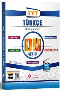 Sonuç Yayınları TYT Türkçe DM Soru Bankası