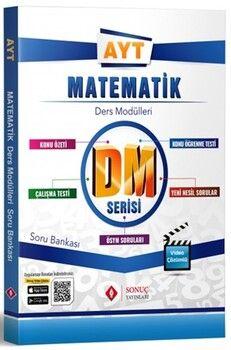 Sonuç Yayınları AYT Matematik DM Soru Bankası 2. Oturum