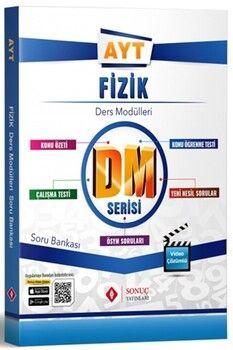 Sonuç Yayınları AYT Fizik DM Soru Bankası