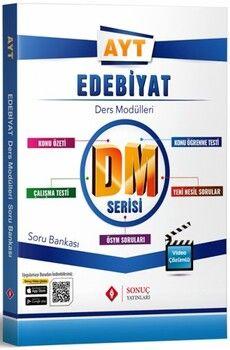 Sonuç YayınlarıAYT Edebiyat DM Soru Bankası