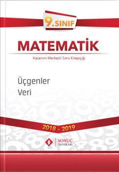 Sonuç Yayınları 9. Sınıf Matematik Üçgenler Veri