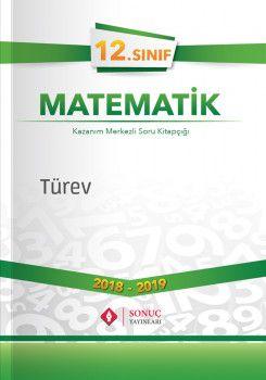 Sonuç Yayınları 12. Sınıf Matematik Türev