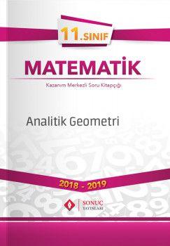 Sonuç Yayınları 11. Sınıf Matematik Analitik Geometri