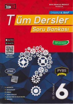 Soru Bankası Merkezi 6. Sınıf Tüm Dersler Soru Bankası