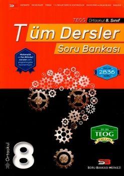 Soru Bankası Merkezi Yayınları 8. Sınıf TEOG Tüm Dersler Soru Bankası