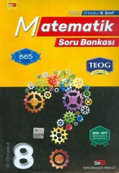 Soru Bankası Merkezi Yayınları 8. Sınıf TEOG Matematik Soru Bankası