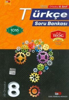 Soru Bankası Merkezi Yayınları 8. Sınıf TEOG Türkçe Soru