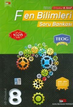Soru Bankası Merkezi Yayınları 8. Sınıf TEOG Fen Bilimleri Soru Bankası