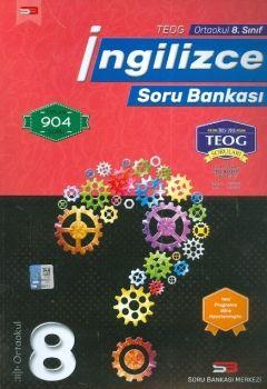 Soru Bankası Merkezi Yayınları 8. Sınıf TEOG İngilizce Soru Bankası