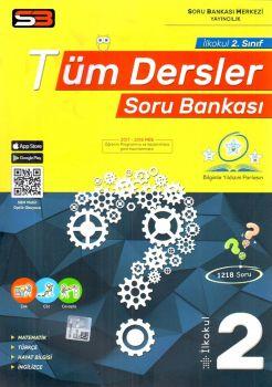 Soru Bankası Merkezi Yayınları 2. Sınıf Tüm Dersler Soru Bankası
