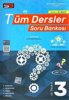 Soru Bankası Merkezi Yayınları 3. Sınıf Tüm Dersler Soru Bankası