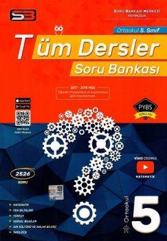 Soru Bankası Merkezi Yayınları 5. Sınıf Tüm Dersler Soru Bankası