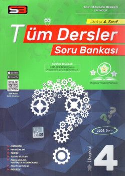Soru Bankası Merkezi Yayınları 4. Sınıf Tüm Dersler Soru Bankası