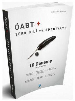 Soru Bankası Net Yayınları ÖABT Plus Türk Dili ve Edebiyatı 10 lu Deneme