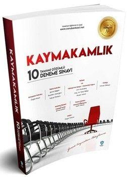 Soru Bankası Net Yayınları Kaymakamlık Tamamı Çözümlü 10 Deneme Sınavı