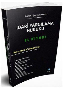 Soru Bankası Net Yayınları İdari Yargılama Hukuku El Kitabı