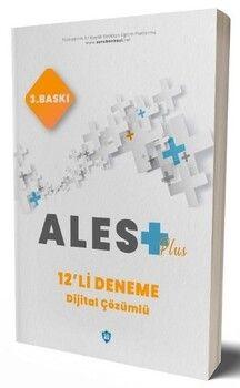 Soru Bankası Net Yayınları ALES Plus 12 li Deneme Dijital Çözümlü