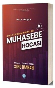 Soru Bankası Net Yayınları KPSS A Grubu ve Kurum Sınavları Muhasebe Hocası Soru Bankası Çözümlü