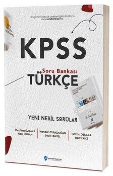 Soru Bankası Net Yayınları 2021 KPSS Türkçe Soru Bankası