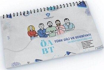 Soru Bankası Net YayınlarıÖABT Türk Dili ve Edebiyatı Öğretmenliği Ders Posterleri