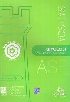Soru Kalesi Yayınları YGS LYS Biyoloji Akıllı Soru Bankası Föyleri
