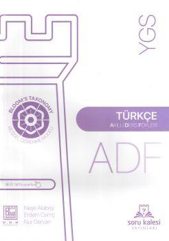 Soru Kalesi Yayınları YGS Türkçe Akıllı Ders Föyleri