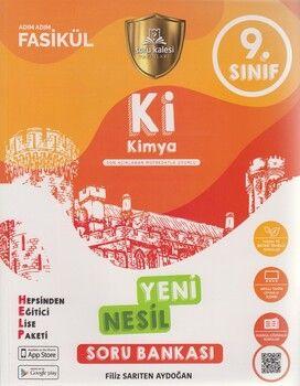 Soru Kalesi Yayınları 9. Sınıf Kimya HELP Soru Bankası