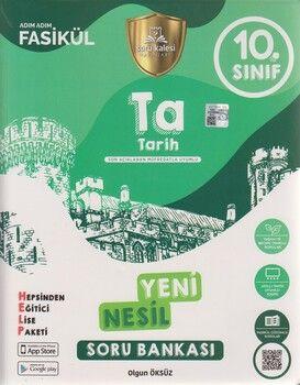Soru Kalesi Yayınları 10. Sınıf Tarih HELP Soru Bankası
