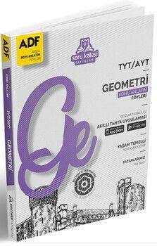 Soru Kalesi Yayınları TYT AYT Geometri Konu Anlatım FöyleriADF