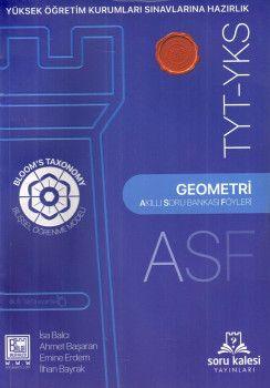 Soru Kalesi YKS 1. Oturum TYT Geometri Akıllı Soru Bankası Föyleri ASF