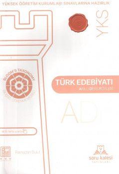Soru Kalesi YKS 2. Oturum Türk Edebiyatı Akıllı Ders Föyleri ADF