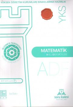 Soru Kalesi YKS 2. Oturum Matematik Akıllı Ders Föyleri ADF