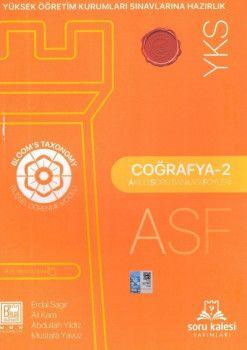 Soru Kalesi YKS 2. Oturum Coğrafya 2 Akıllı Soru Bankası Föyleri ASF