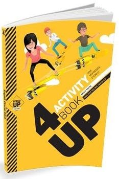Speed Up Publıshıng 4. Sınıf İngilizce Activity Book Up