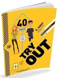 Speed Up Publıshıng 8. Sınıf İngilizce Try Out 40 Deneme