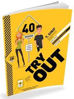Speed Up Publıshıng 7. Sınıf İngilizce Try Out 40 Deneme