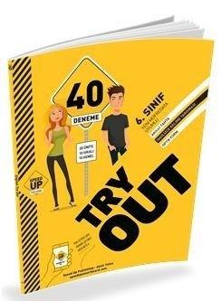 Speed Up Publıshıng 6. Sınıf İngilizce Try Out 40 Deneme