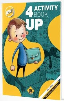 Speed Up Publıshıng 4. Sınıf Activity Book Up