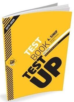 Speed Up Publishing 6. Sınıf İngilizce Test Book Test Up