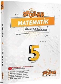 Spoiler Yayınları 5. Sınıf Matematik Soru Bankası