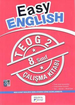 Spring Publication 8. Sınıf TEOG 2 Easy English Çalışma Kitabı